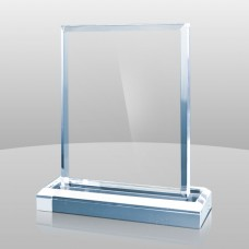 806V Rectangular Award II - Vertically